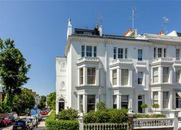 Argyll Road, Kensington, London W8. 5 bed end terrace house