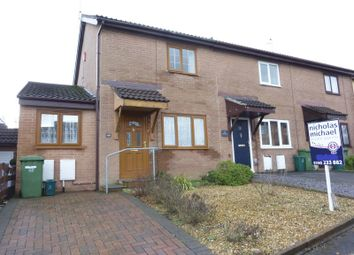 Thumbnail 3 bed semi-detached house for sale in The Hollies, Brynsadler, Pontyclun