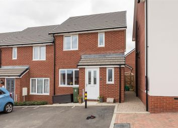 Thumbnail 3 bed semi-detached house for sale in Stret Lowarth, Lane, Newquay