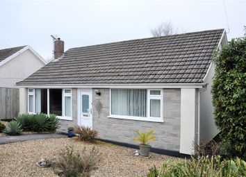 Thumbnail 3 bed detached bungalow for sale in Trevance, Penryn