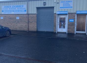 Thumbnail Retail premises for sale in Bankend Road, Broadmeadow Industrial Estate, Dumbarton