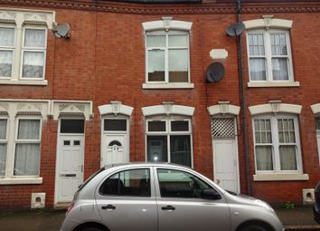 Thumbnail 3 bed terraced house for sale in Beaumanor Road, Off Abbey Lane, Leicester