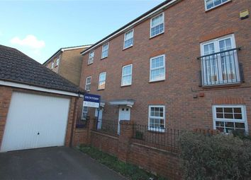 Thumbnail 3 bed town house to rent in Cleveland Way, Great Ashby, Stevenage, Hertfordshire