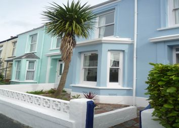 Thumbnail 3 bed terraced house to rent in Budock Terrace, Falmouth, Cornwall