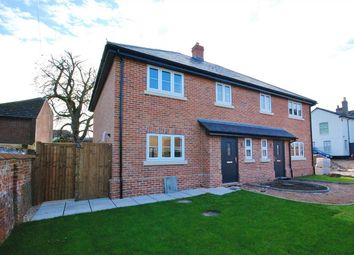 Thumbnail 3 bed semi-detached house for sale in Tundra Close, Sible Hedingham, Essex