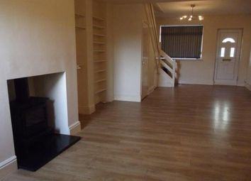 Thumbnail 2 bed property to rent in Cross Street, Kettlebrook, Tamworth