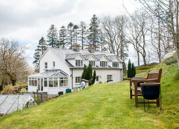 Thumbnail 8 bed detached house for sale in Ffarmers, Llanwrda