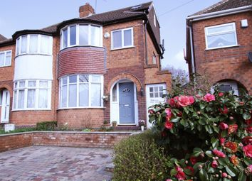 Thumbnail 3 bed semi-detached house for sale in Sandringham Road, Great Barr, Birmingham