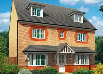 Thumbnail 5 bed detached house for sale in Bearscroft Lane, Godmanchester, Huntingdon