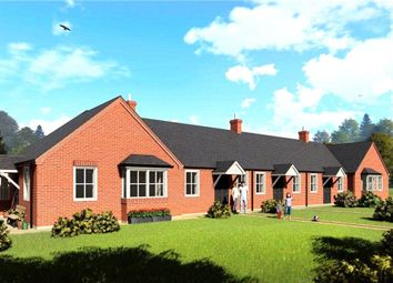 Thumbnail 2 bed terraced bungalow for sale in Boston Road, Heckington, Sleaford, Lincolnshire