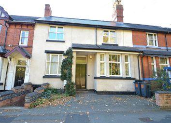 Thumbnail 4 bed terraced house for sale in Springfield Road, Kings Heath, Birmingham