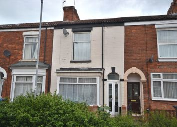 Thumbnail 2 bed terraced house for sale in Severn Street, Hull