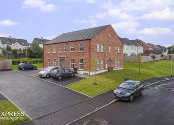 Thumbnail 2 bedroom flat for sale in Foxton Place, Newtownabbey, County Antrim