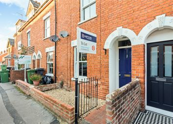 Thumbnail 3 bed terraced house to rent in Berkeley Road, Newbury