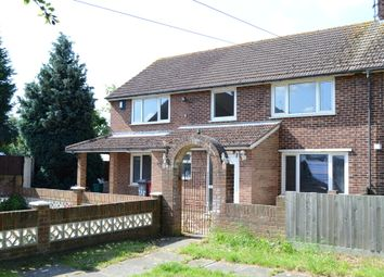 Thumbnail 5 bedroom semi-detached house for sale in Southcote Lane, Reading