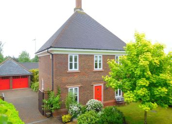Thumbnail 3 bed detached house for sale in Chalfont Crescent, Wychwood Park, Weston