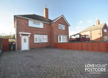 Thumbnail 3 bedroom semi-detached house for sale in Canterbury Road, West Bromwich