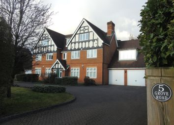 Thumbnail 2 bed flat for sale in Grove Road, Knowle, Solihull