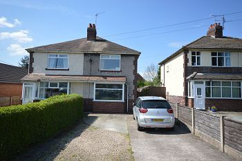 Thumbnail 3 bed semi-detached house for sale in Sandbach Road, Rode Heath, Stoke-On-Trent