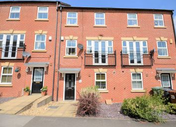 Thumbnail 4 bed town house for sale in 21 Meadow Side Road, Wakefield