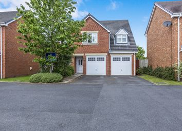 Thumbnail 5 bed detached house for sale in Leveret Court, Farington Moss, Leyland