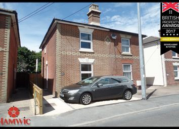 Thumbnail 3 bedroom semi-detached house for sale in Rose Road, Southampton