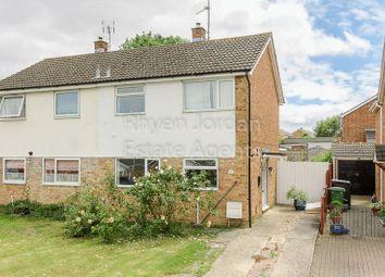 Thumbnail 3 bed semi-detached house for sale in The Linx, Bletchley, Milton Keynes