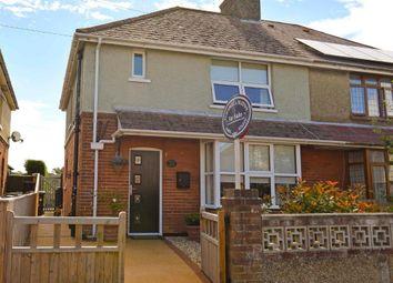 Thumbnail 3 bed semi-detached house for sale in 21 Eddington Road, Nettlestone, Isle Of Wight
