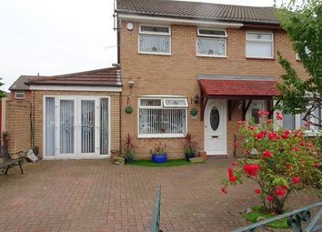 3 bed semi-detached house for sale in Mercer Drive, Kirkdale, Liverpool L4