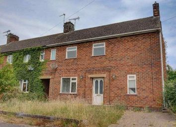 Thumbnail 3 bed end terrace house for sale in Orchard Road, Willoughby Waterleys, Leicester