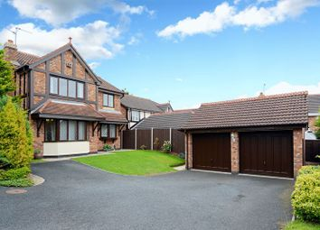 Thumbnail 4 bed detached house for sale in Berkeley Close, Priorslee, Telford, Shropshire.