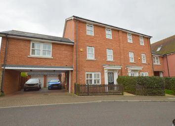 Thumbnail 4 bedroom link-detached house to rent in Rouse Way, Colchester