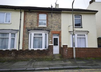 Thumbnail 2 bedroom terraced house to rent in Oswald Road, Dover