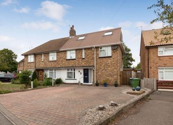 Thumbnail 4 bed semi-detached house for sale in Eynsford Crescent, Bexley