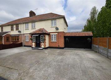 Thumbnail 4 bed property for sale in Purfleet Road, Aveley, Essex
