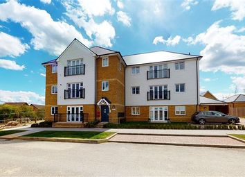 Thumbnail 2 bed flat for sale in Somerset Road, Kilnwood Vale, Crawley