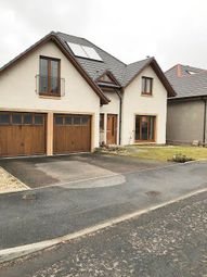 Thumbnail 4 bed detached house for sale in Stuart Crescent, Kemnay, Inverurie