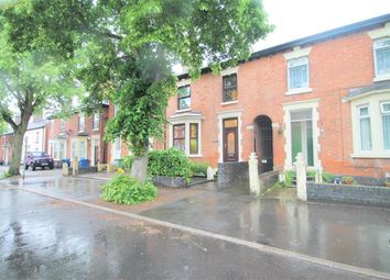 Thumbnail 4 bed terraced house for sale in Victoria Road, Tamworth