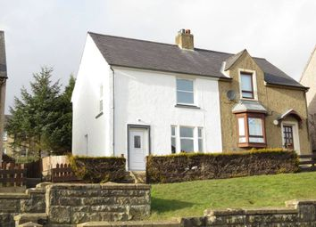 Thumbnail 2 bed semi-detached house for sale in 101 Mclagan Drive, Hawick