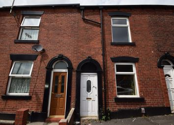 Thumbnail 2 bedroom terraced house for sale in Monmouth Street, Chadderton, Oldham