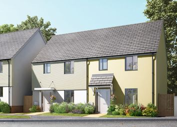 "Thumbnail 3 bed detached house for sale in ""The Harrison"" at Summer Lane Park, Pelynt, Looe"
