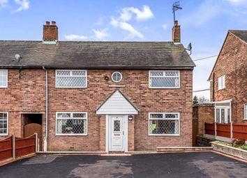 Thumbnail 3 bedroom semi-detached house for sale in Ridgway Drive, Blythe Bridge, Stoke-On-Trent