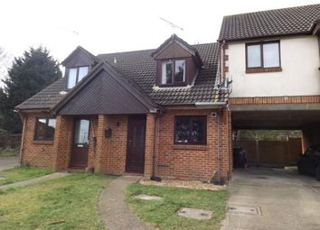 Thumbnail 2 bedroom end terrace house for sale in Tollard Close, Poole