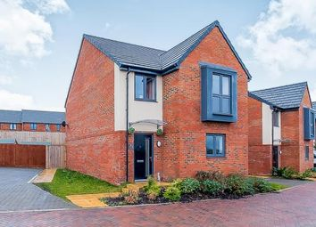 Thumbnail 4 bed detached house for sale in Glover Drive, Gunthorpe, Peterborough, Cambridgeshire
