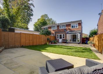 Marigold Walk, Widmer End, High Wycombe HP15. 3 bed semi-detached house