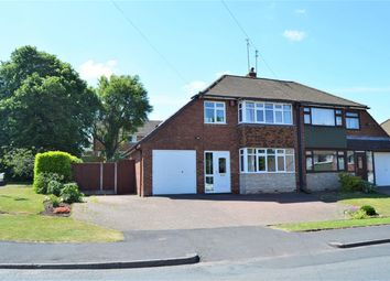 Thumbnail 3 bed semi-detached house for sale in Northway, Sedgley