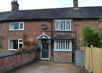 Thumbnail 2 bed cottage for sale in Prospect Road, Market Drayton