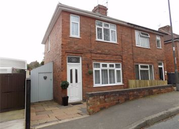 Thumbnail 2 bed semi-detached house for sale in Howitt Street, Heanor, Derbyshire