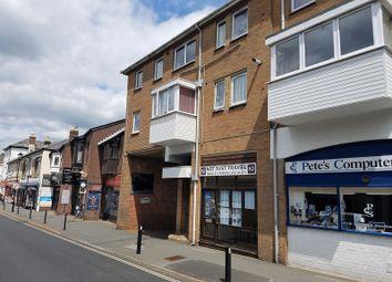 Thumbnail 1 bed flat for sale in Regent Street, Shanklin