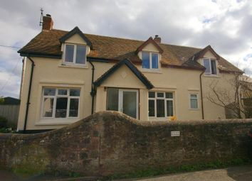 Thumbnail 4 bed detached house for sale in Marsh Street, Dunster, Minehead